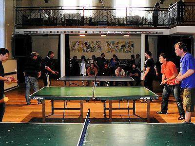 Ping-pongové stoly
